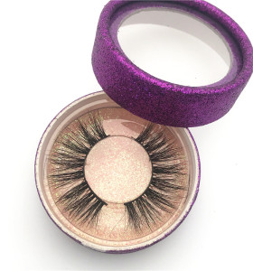Custom Packaging dramatic 5d lashes Multi-layered Natural Mink eyelashes, lashes3d wholesale vendor