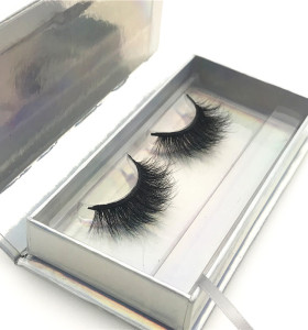2020 China supplier cruelty free mink lashes vegan mink eyelashes 5d mink lashes