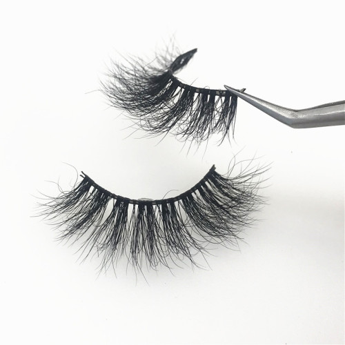 Custom Packaging dramatic 5d lashes Multi-layered Natural Mink eyelashes, lashes3d wholesale vendor