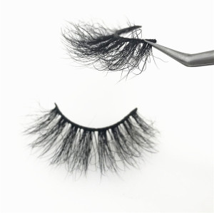 Siberian 3D Mink Lashes Premium False Eyelashes Wholesale Natural Volume Eye Lashes Manufacturer