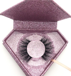 100% Mink Fur False Eyelashes Wholesale Customize Packaging Real 3D Mink Eyelashes