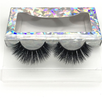 New Style Siberian mink lashes Private Label False Eye Lashes 3d Full Strip Mink Eyelashes