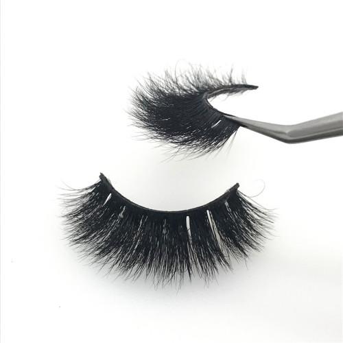New Style Siberian mink lashes Private Label False Eye Lashes 3d Full Strip Mink Eyelashes