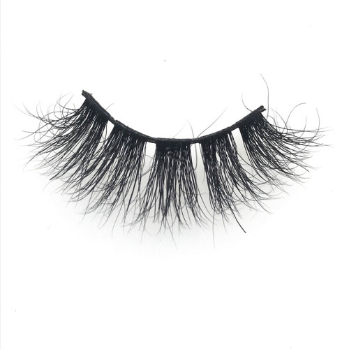 OEM mink lashes packaging cruelty free individual fluffy eyelash fur lashes 3d mink eyelashes