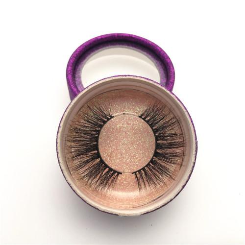 100% siberian mink lashes private label 3d mink eyelashes colorful lash book 3 pack eyelashes