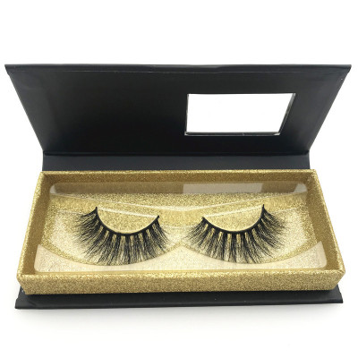 Wholesale Mink Lashes, Real Siberian Mink Strip Lashes, Private Label Lash Packaging