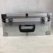 2019 Designed Aluminum tool carrying case cigarette case metal Sliver For Gun, Camera,Drone,Laptop