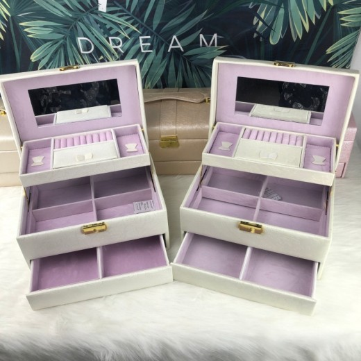 Guide to the Use of Jewelry Boxes