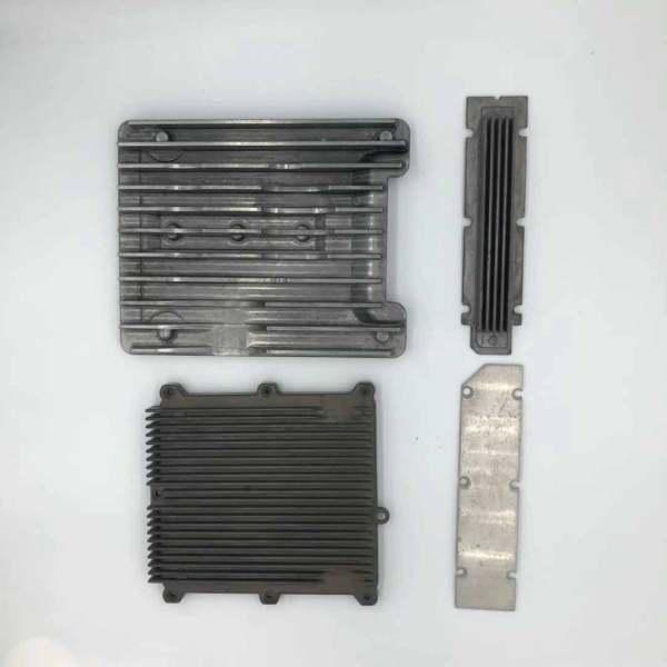 Aluminium alloy radiator