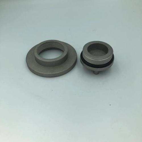 Die-cast parts for oil tank lid of yacht