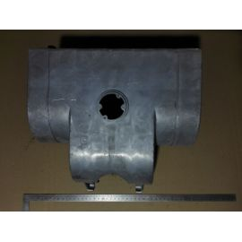 Die-casting of lamp housing
