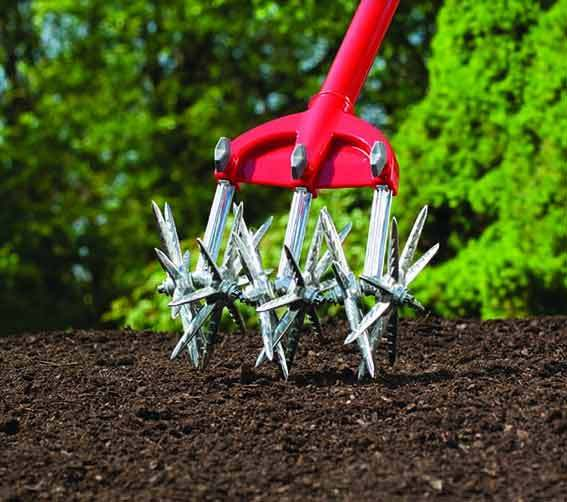 Custom Garden Rotary Cultivator Extendable Rotary Cultivator