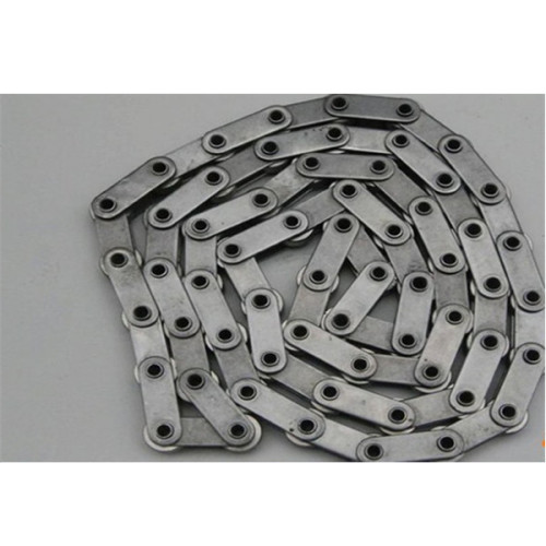 Carbon steel pitch 50.8mm hollow pin conveyor chain
