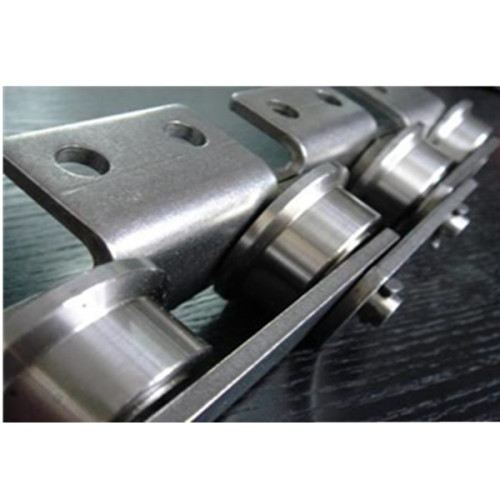 Carbon steel large pitch 315mm conveyor chain