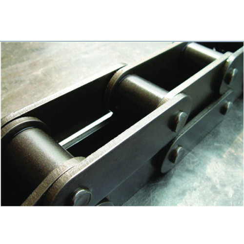 Carbon steel large pitch 125mm conveyor chain