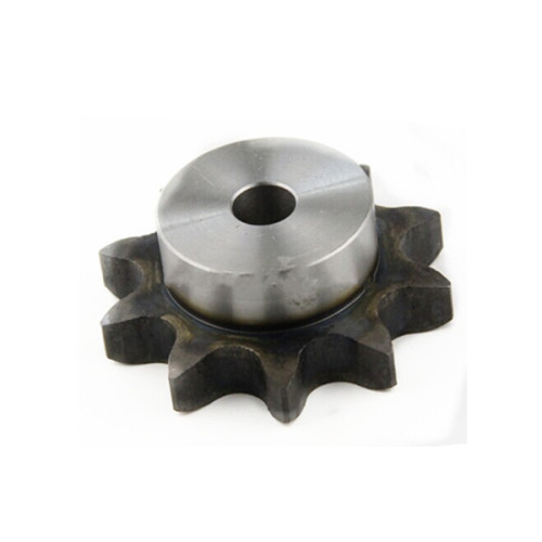 OEM customized hardened teeth high speed roller chain sprocket