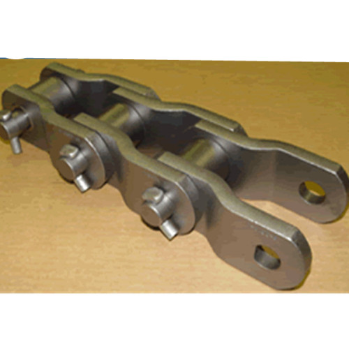 2010 heavy duty cranked-link roller chain