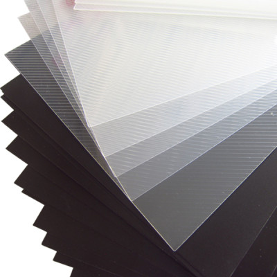 Custom Smooth and Textured PP Polypropylene Film Plastic Thin Sheet