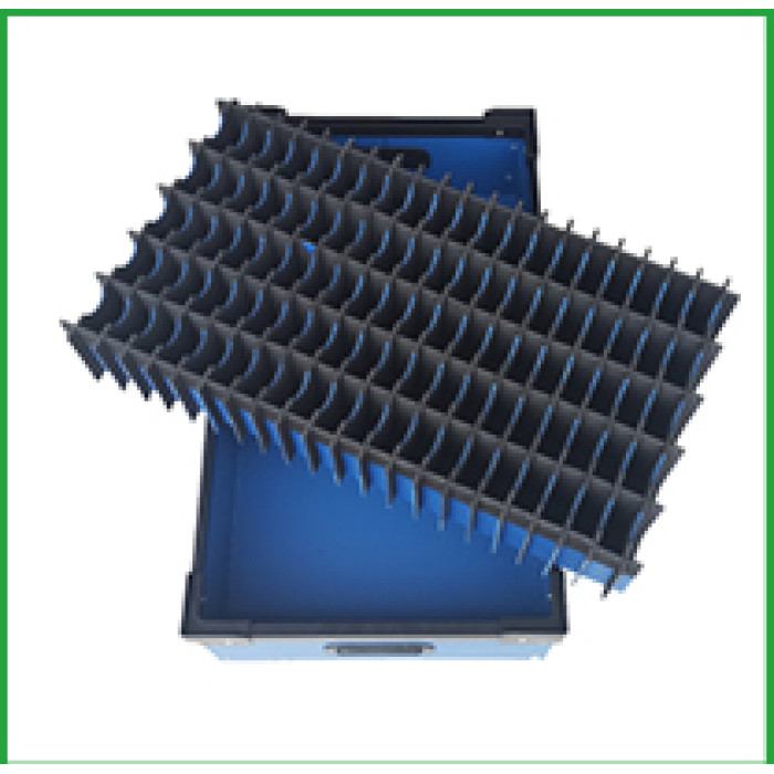 Anti-static Electric Conductive Custom PP Corrugated and Honeycomb Packing Box