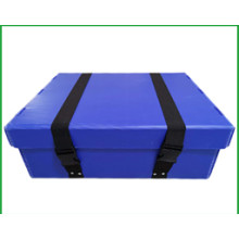 Plastic PP Corrugated and Honeycomb boxes for Packaging, Storing & Shipping