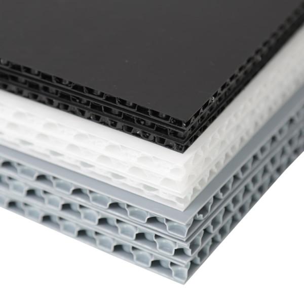 PP Polypropylene Board Plastic Honeycomb Panels with All Custom Work