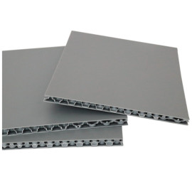 Durable Van Body Compartment Plate PP Polypropylene Honeycomb Panels
