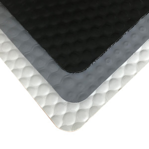 Custom Lightweight High Strength Plastic Polypropylene PP bubble board