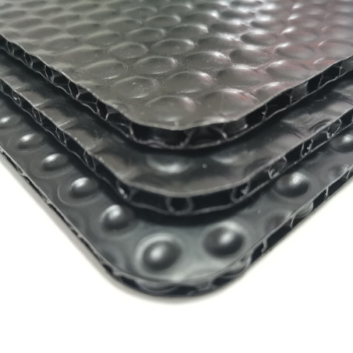 Waterpoof Recyclable High Impact Resistant Plastic PP Bubble Guard for Protecting Floor