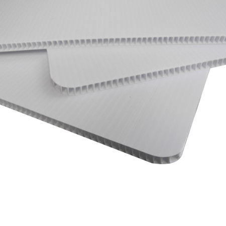 Multiple Application and Usage Plastic PP Corrugated Corflute Sheet by Customized Manufacture