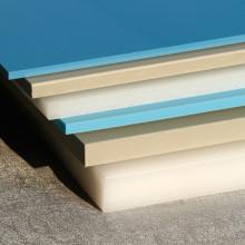 Solid Environmental Plastic PP Polypropylene Sheet with Custom Work