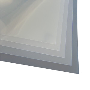 China Custom Rigid Flexible PP Film Thin sheet for Packing