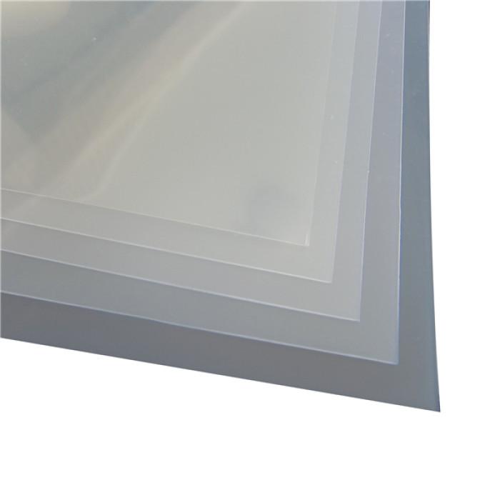 China Custom Rigid Flexible PP Film Thin sheet for Packing