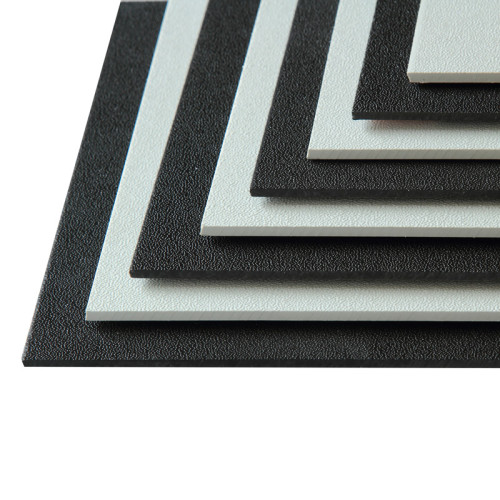 Good Price ABS Plastic Sheet with Smooth or Textured Finish for vacuum Forming or Cutting