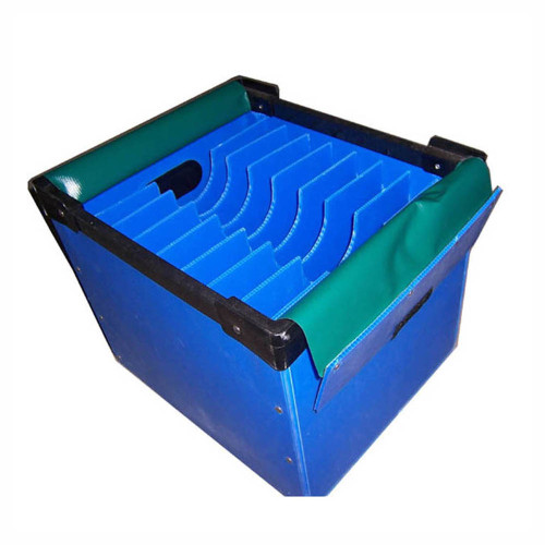 Office and School Plastic PP Corrugated and Honeycomb storage boxes