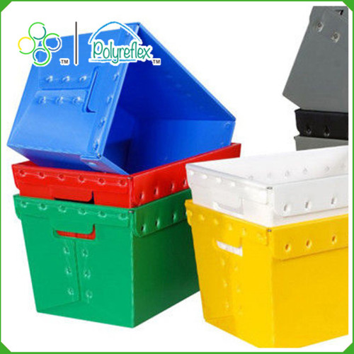 Multi Function Polypropylene PP Plastic Recycle Case