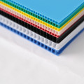 Easy Processing Colorful Custom Design PP Corroplast Sheet for Packing and Shipping