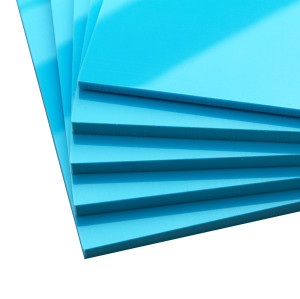 Solid Environmental Plastic PP Polypropylene Sheet with Custom Work