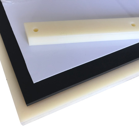High Quality Glossy Plastic ABS Sheet with Arcylic Film