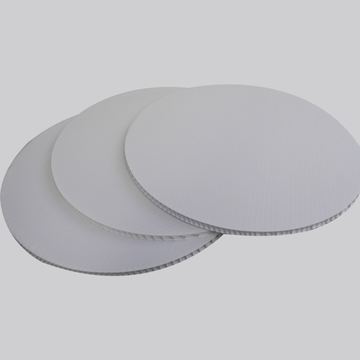 Printable Coroplast Sheet Corona Treated Dyne 46 White PP Fluted Plastic Corrugated Sheet for Signs