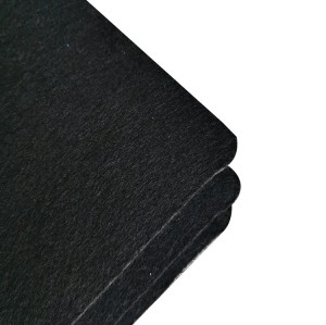 Made in China High Strength Polypropylene PP Bubble Sheet with non-woven fabric