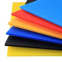 2020 Carton Fair Waterproof Printable Polypropylene Coroplast Corrugated Plastic Floor Protection Board