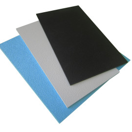Abrasion & Weather Resistance Plastic ABS Sheet for Aircraft Interior Trims