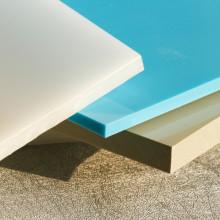 china manufacturer customized color polypropylene pp sheet hard plastic board