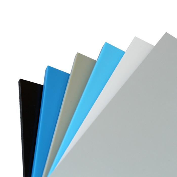 Durable CNC Processing Plastic PE HDPE Sheet For Mechanical Parts