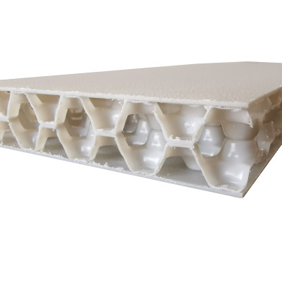 waterproof pp honeycomb core panel countertops companion table board