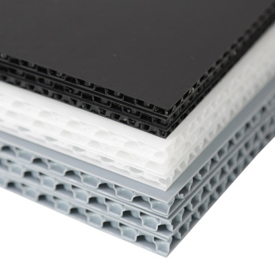 Lightweight Polypropylene Honeycomb Panel for Reusable Logistics Packaging
