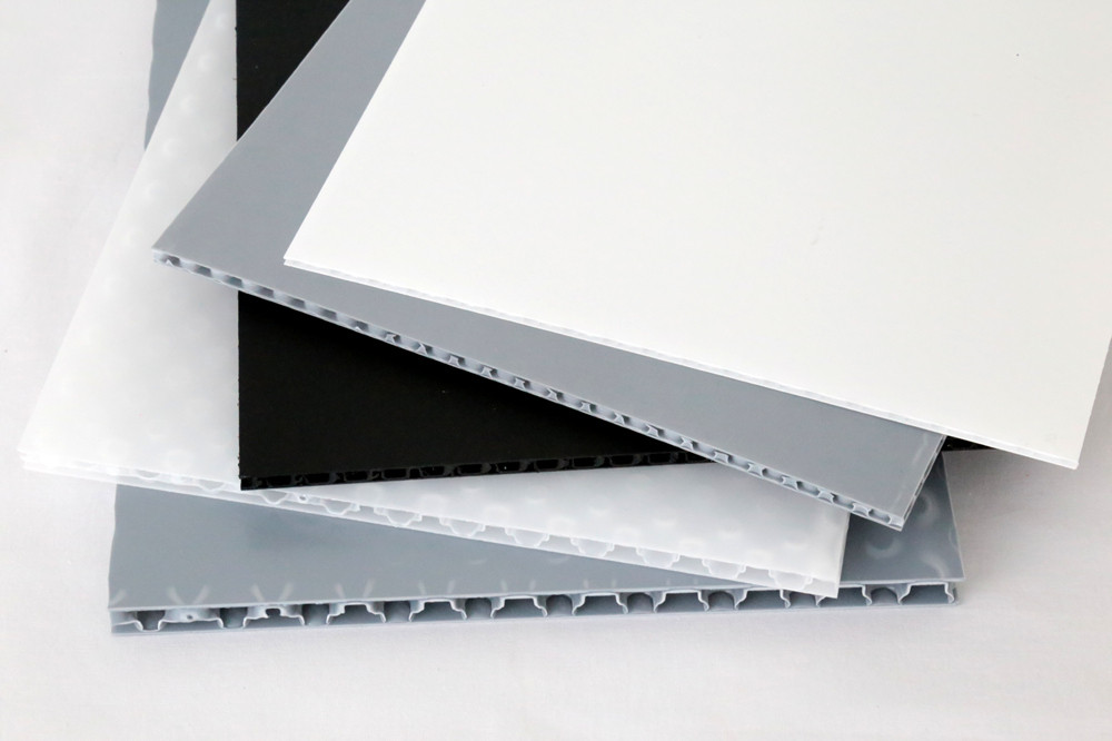 lightweight Polypropylene honeycomb panel