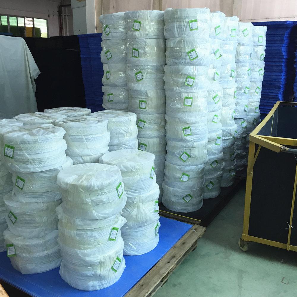 corona-treated pp corrugated sheet