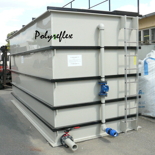 PP sheet for chemical tank