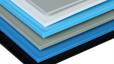 polyreflex Polyethylene (PE) sheet